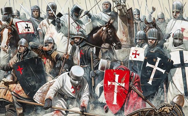 10 замков тамплиеров в Португалии