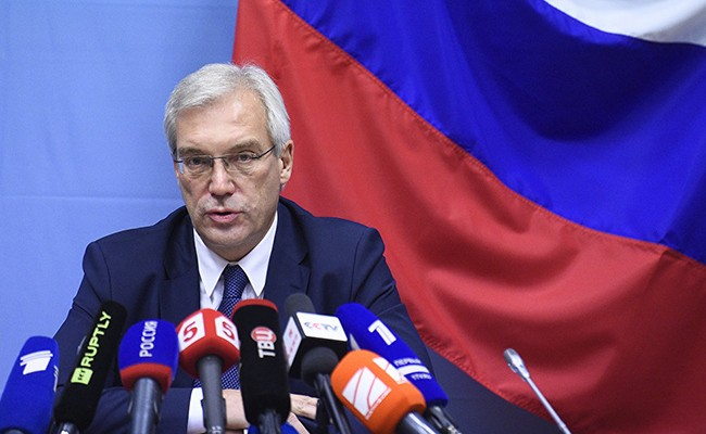 Замглавы российского МИД и посол Португалии обсудили отношения двух стран