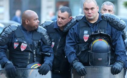 Захват заложников в церкви во Франции