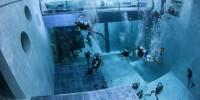 Италия: самый глубокий бассейн в мире