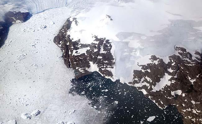 В ледниках нашли следы древних цивилизаций