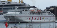 Регулярного морского пассажирского сообщения с Мадейрой больше нет