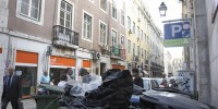 Португалия: рост числа туристов осложняет вывоз мусора