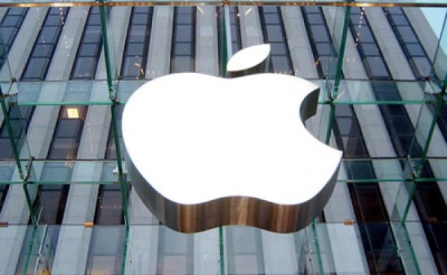 Цена акций Apple впервые превысила отметку в 500 долларов