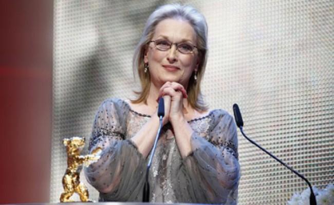 Мерил Стрип получила почетного «Золотого медведя»