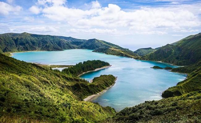 Португалия: Азорские острова признаны безопасным туристическим направлением