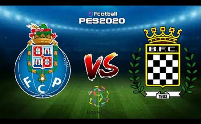 «Порту» вышел на первое место в чемпионате Португалии