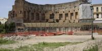 Италия: Рим - реставрация Золотого Дома