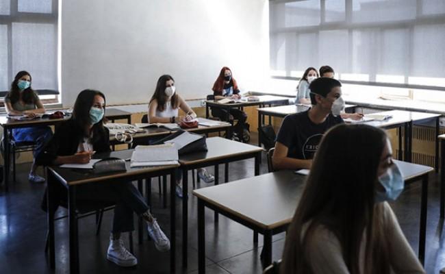Португалия: всех обеспечат масками в новом учебном году