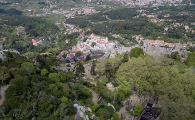 Португалия: в горах Синтры запрещено движение транспорта