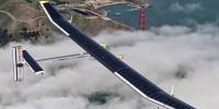 Самолет на солнечных батареях завершил кругосветное путешествие