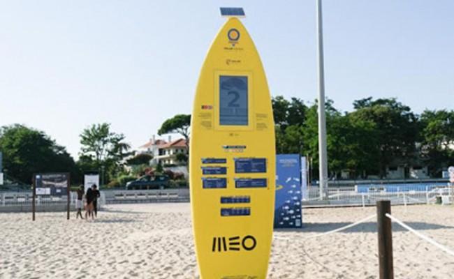 Португалия: пляжи обзавелись информационными досками