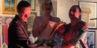 Похудевшая Адель спела на свадьбе друзей