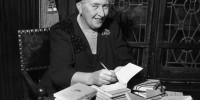 Назван самый популярный роман Агаты Кристи