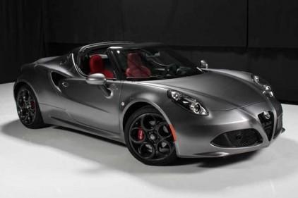 Италия: Alfa Romeo прекращает производство спорткара 4C
