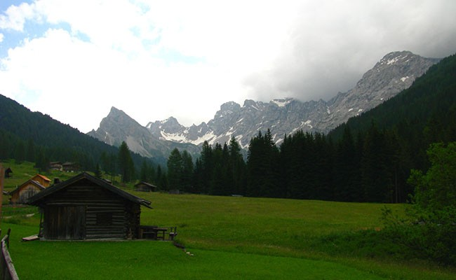 В итальянских Альпах пройдет гастрономический фестиваль