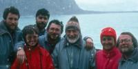 Испанцы исследуют Антарктиду