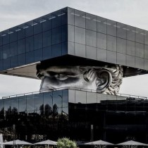 1. Торговый центр Polygone Riviera, Франция