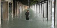 Италия: названа причина наводнения в Венеции