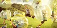 Футбабл - новое развлечение на мальчишниках в Испании