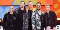 Португалия: Backstreet Boys - в Лиссабоне