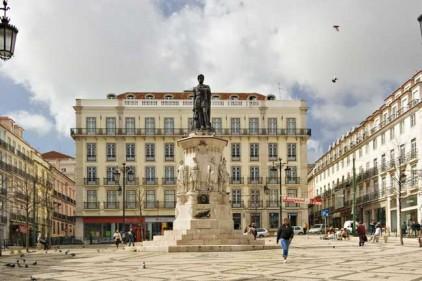 Португалия: ограничение скорости в столичном районе Baixa