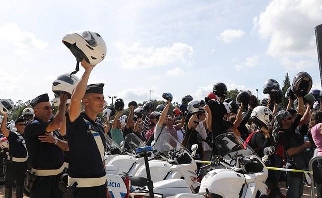 В Португалии пройдет освящение шлемов