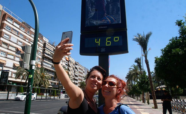 Минувший год стал самым теплым в Испании за последние 50 лет
