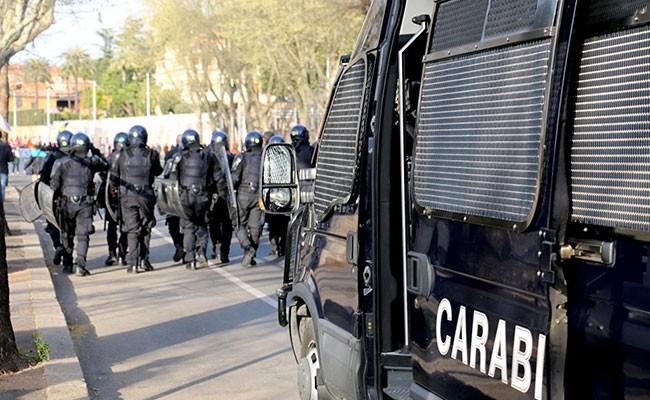 Италия: сотрудник карабинеров застрелил напарника