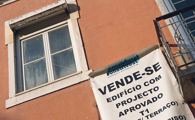 В Португалии раскупают жилье