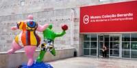 Португальские банки конфисковали картины Мондриана и Бэкона