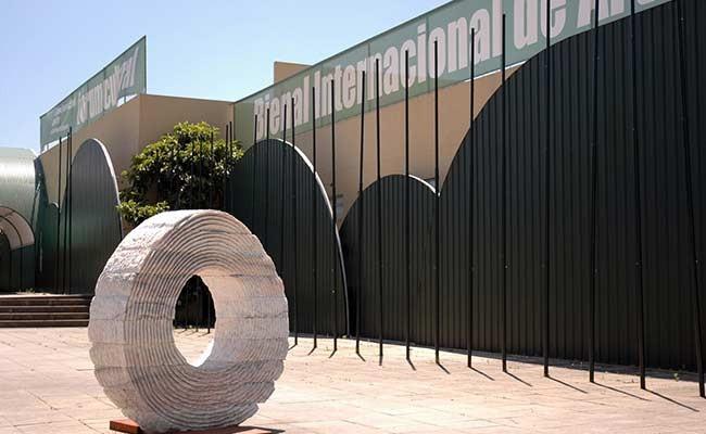 Португалия: Bienal de Cerveira