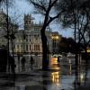 Испания: сезон дождей в Мадриде совпал с заморозками