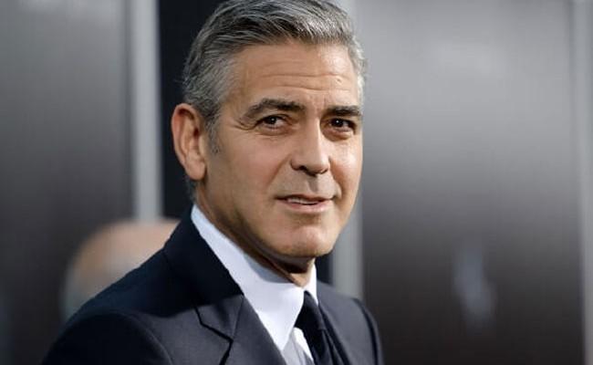 Джордж Клуни идет на поправку после аварии в Италии