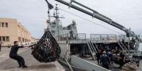 Испанская полиция перехватила в море полторы тонны кокаина