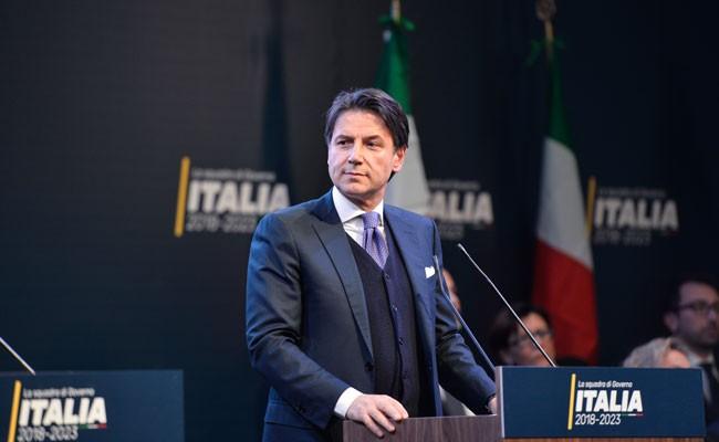 Трамп анонсировал визит премьера Италии в Белый дом