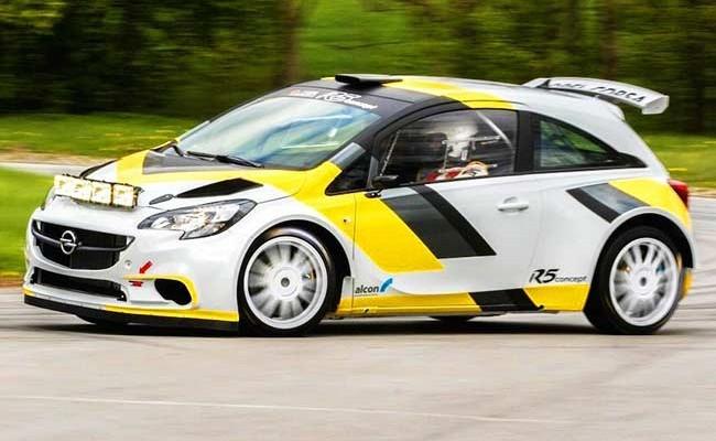 В Португалии представлен полноприводный Opel Corsa R5 для ралли