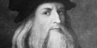 Италия: выставка Леонардо Да Винчи