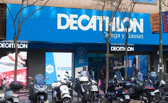 В Испании увеличился оборот торговли спортивными товарами