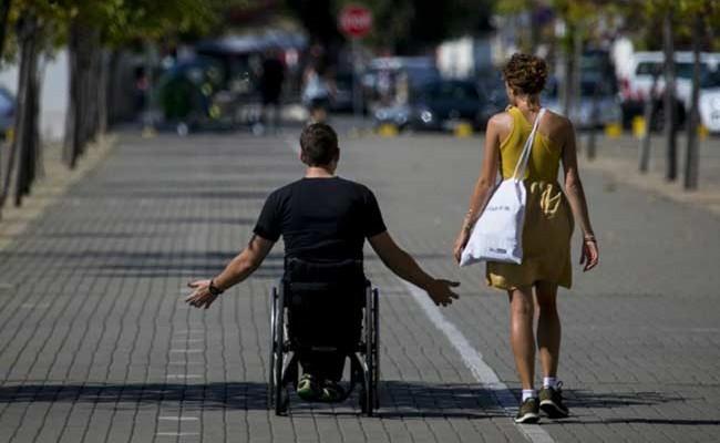 Португалия: помощь инвалидам