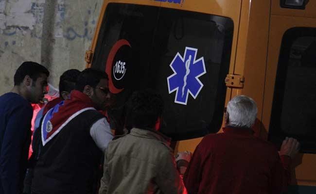 Из-за столкновения поездов в Египте погибли 28 человек