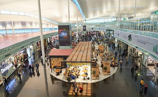 Испания: новый терминал в аэропорту «Эль-Прат»