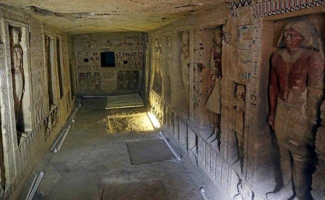 В Египте нашли гробницу «завхоза» фараона