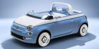 Италия: Fiat представил свою новую разработку - пикап FIAT 500