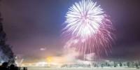 Финны запретят фейерверки