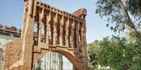 В Испании воссоздали снесенный фонтан Гауди