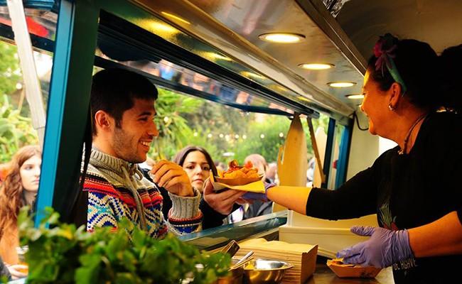 Испания: начинается фестиваль уличной еды