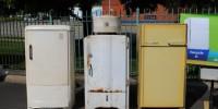 Мужчина в Испании выбросил холодильник в ущелье