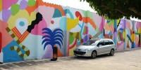 Испания: фестиваль настенной живописи GarGar