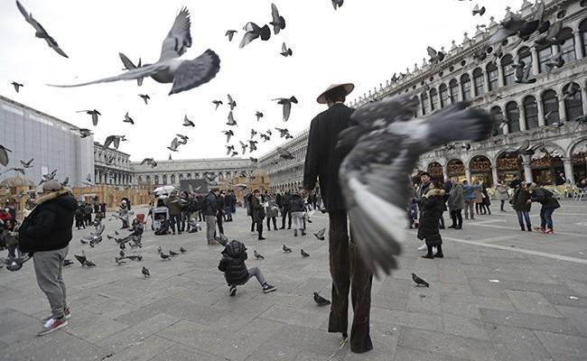Италия: ограбление в Венеции